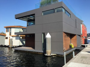 wards cove floating homes